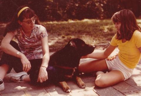 Mama and Tracey